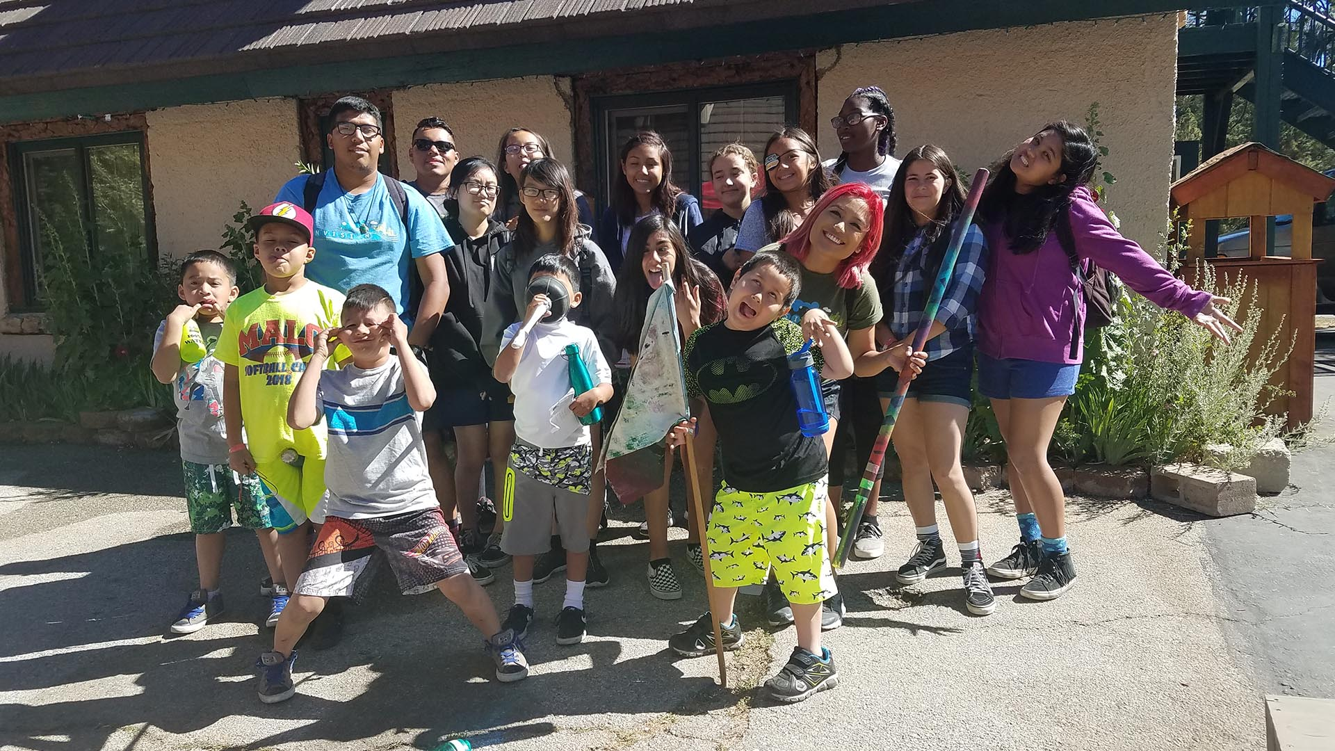 Youth Residential Summer Camps in Los Angeles | Woodcraft