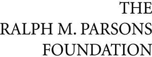 The Ralph M. Parsons Foundation Logo