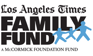 LA Times Family Fund Logo